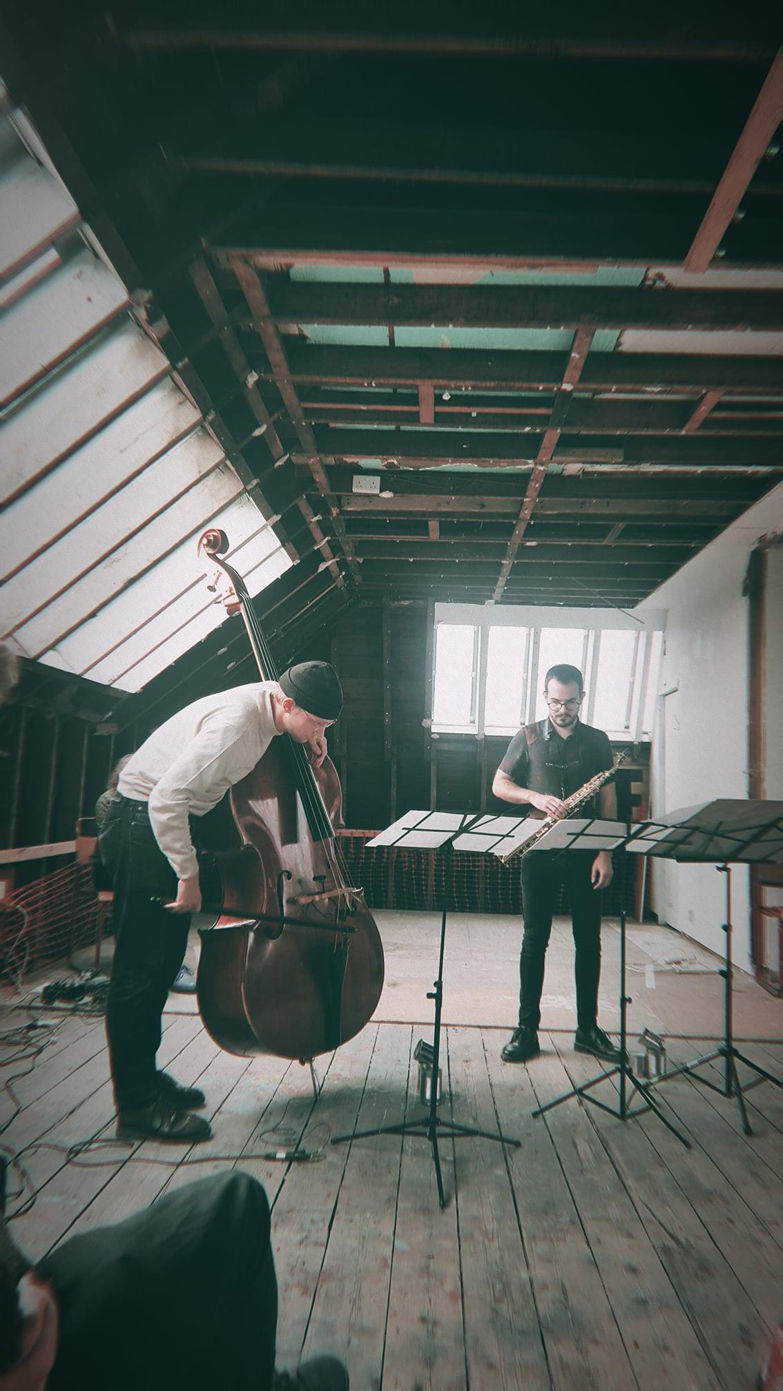 intus @ Glasgow Experimental Music Series